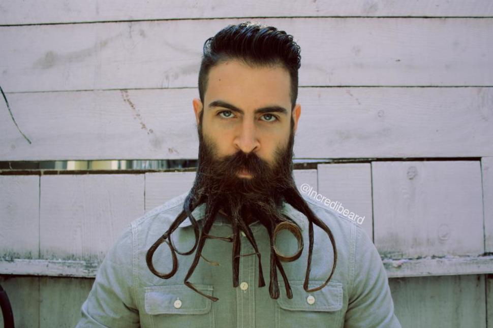 Une barbe originale (3)