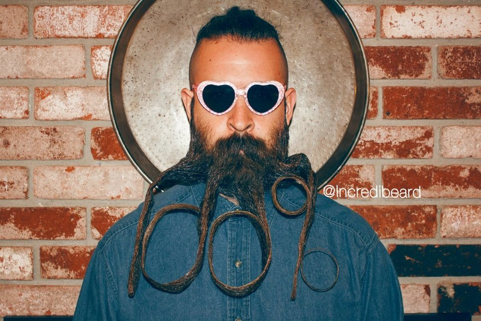 Une barbe originale (5)